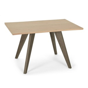 Bentley Designs Cadell Oak Furniture 4 Seater Dining Table