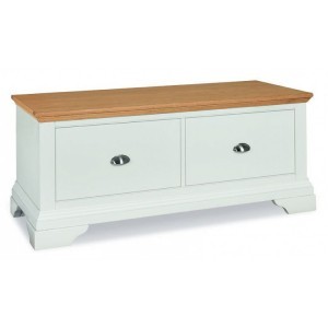 Hampstead Two Tone Painted Furniture Blanket Box