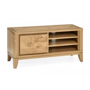 Bentley Designs High Park Furniture Narrow Entertainment Unit