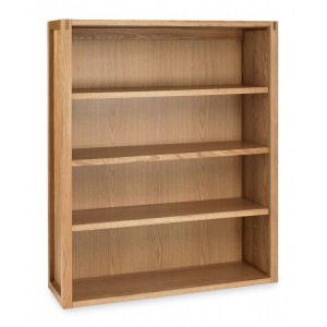 Bentley Designs Studio Oak Furniture Wide Top Unit