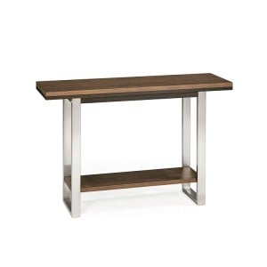 Bentley Designs Tivoli Dark Oak Furniture Console Table