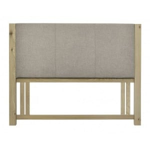 Bentley Designs Turin Furniture Headboard Upholstered 5ft
