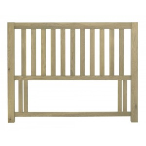 Bentley Designs Turin Furniture Headboard Slatted 5ft