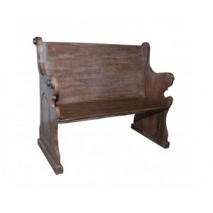 Handicrafts Industrial Furniture Vintage Monks Bench