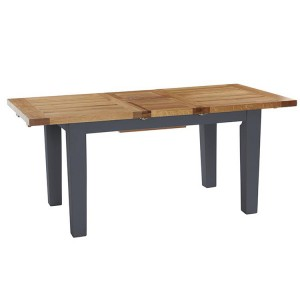 Vancouver Expressions Down Pipe Furniture 180cm Extending Dining Table