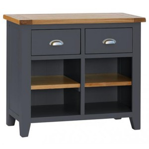 Vancouver Expressions Down Pipe Furniture 2 Drawer Buffet Sideboard