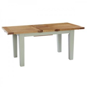 Vancouver Expressions French Grey Furniture 180cm Ext. Dining Table