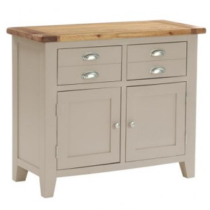 Vancouver Expressions Potters Wheel Furniture 2 Drawer 2 Door Buffet