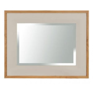 Vancouver Expressions Potters Wheel Furniture Rectangular Mirror