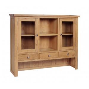 Devonshire Dorset Oak Furniture Large Sideboard Top