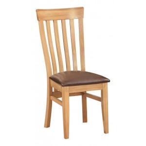 Devonshire Dorset Oak Furniture Toulouse Dining Chair