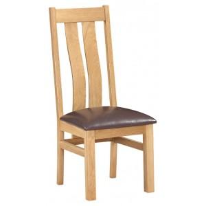Devonshire Dorset Oak Furniture Arizona Dining Chair
