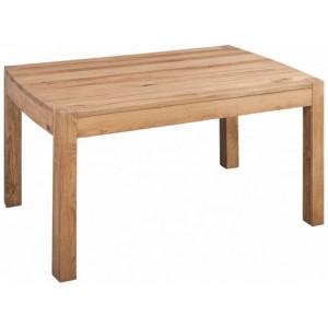 Devonshire Como Oak Furniture Fixed Top Table 140cm