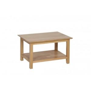 Devonshire New Oak Furniture Medium Coffee Table