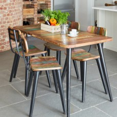 Reclaimed Wood Dining Room Furniture