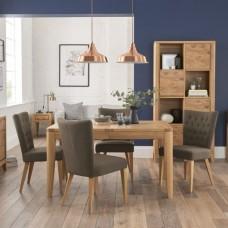 Medium Oak Dining Sets