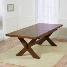 Large & Extra Large Dark Wood Dining Tables