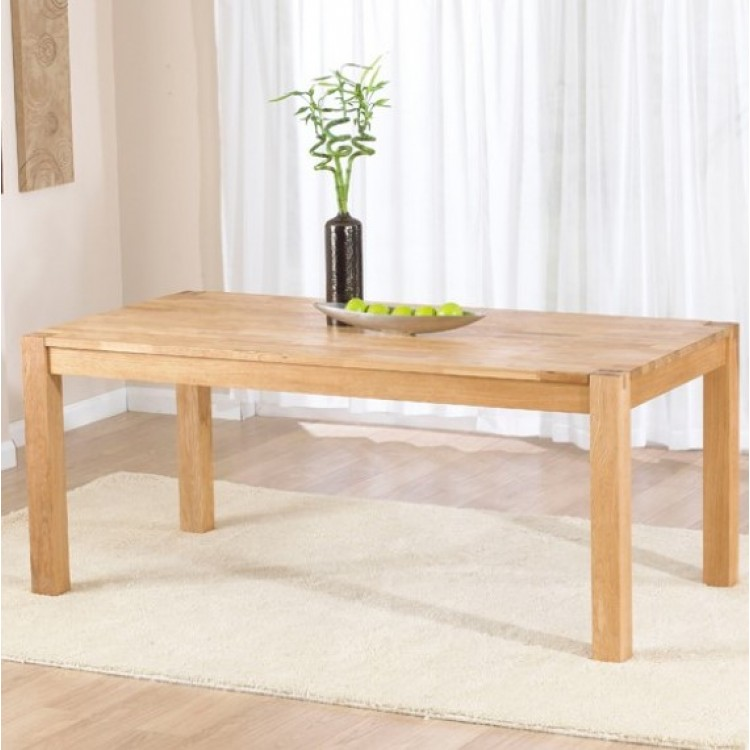 Medium Oak Dining Tables