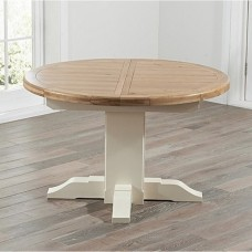 Round & Oval Painted Dining Tables