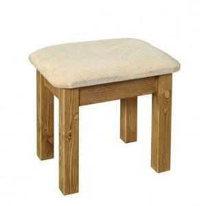 Devonshire Torridge Pine Furniture Chunky Stool