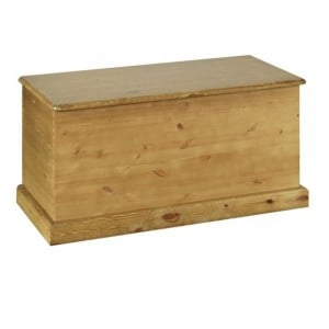 Devonshire Torridge Pine Furniture Blanket Box
