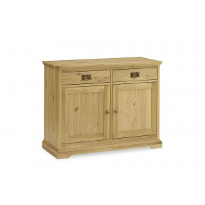 Bentley Designs Provence Oak Furniture Narrow Sideboard