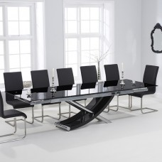 Glass and Metal Furniture