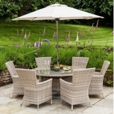 Rattan Dining Table Sets