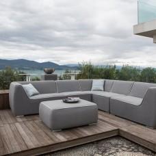 Fabric Corner Sofa Sets