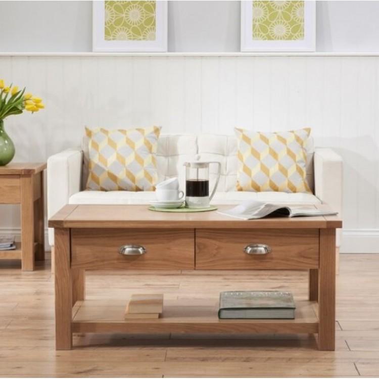 Oak Living Room Furniture
