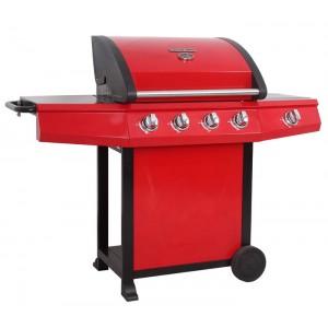Lifestyle Grenada Burner Gas BBQ Grill