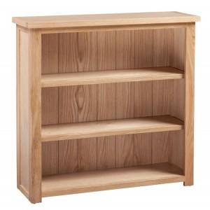 Homestyle Moderna Oak Furniture Small Bookcase