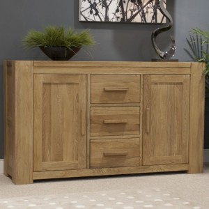 Homestyle Trend Oak Furniture Large Sideboard