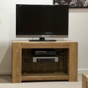Homestyle Trend Oak Furniture TV Unit Cabinet