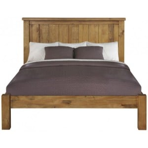 Fairford Rustic Furniture 4ft6in Double Bed Frame