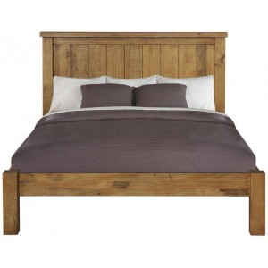 Fairford Rustic Furniture 5ft King Size Bed Frame