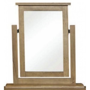 Fairford Rustic Furniture Dressing Table Mirror Only