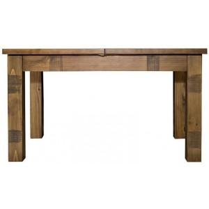 Fairford Rustic Furniture Medium Extending Dining Table 140-180cm