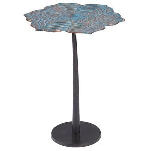 Ferro Leaf Side Table