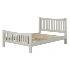 Hove Grey Painted Furniture 5ft King Size Bed Frame