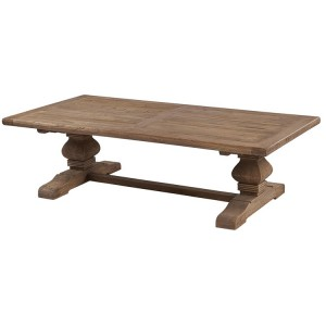Kingsley Furniture Elm Coffee Table