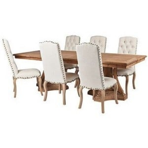 Kingsley Furniture Fixed Top Rectangular Dining Table