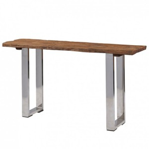 Victorian Railway Sleeper Furniture Large Console Table
