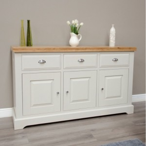 Homestyle Deluxe Painted Furniture Large Sideboard