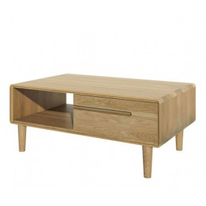 Homestyle Scandic Oak Furniture Coffee Table