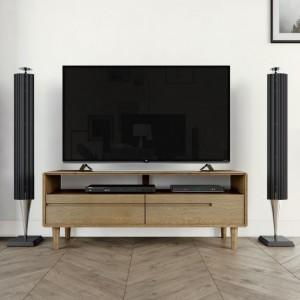 Homestyle Scandic Oak Furniture Medium TV Unit