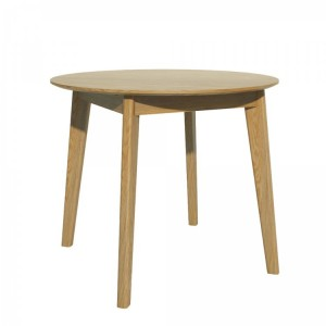 Homestyle Scandic Oak Furniture Round Dining Table