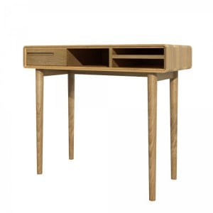 Homestyle Scandic Oak Furniture Small Computer Desk