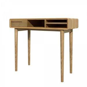 Homestyle Scandic Oak Furniture Small Computer Desk - PRE-ORDER