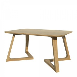 Homestyle Scandic Oak Furniture V Medium Lamp Table